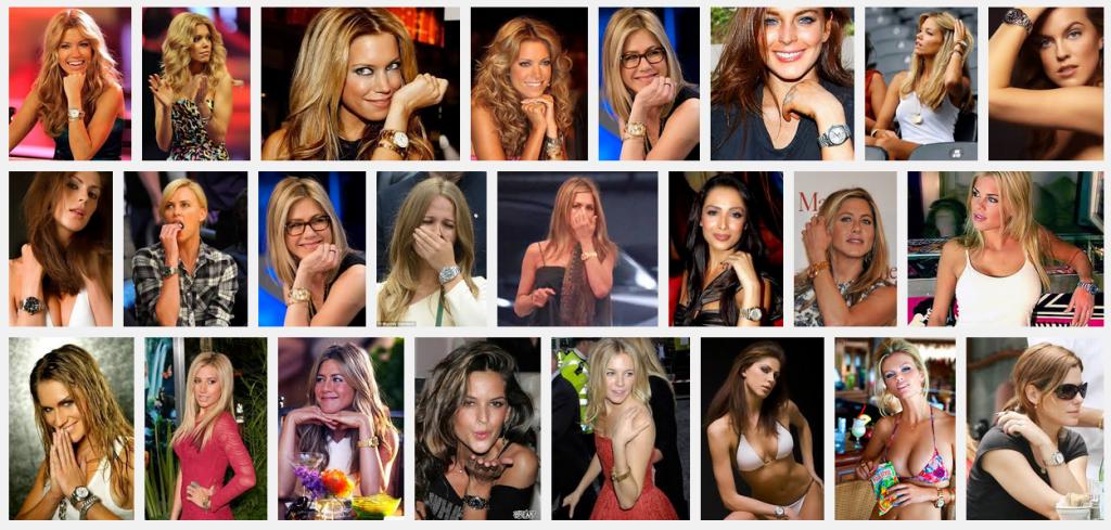 Women Rolex
