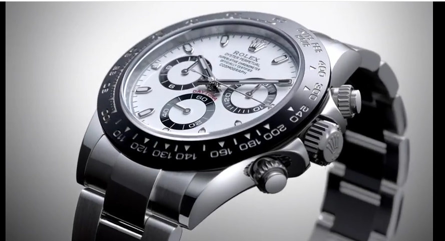 Youtube Screen Shot Rolex Daytona