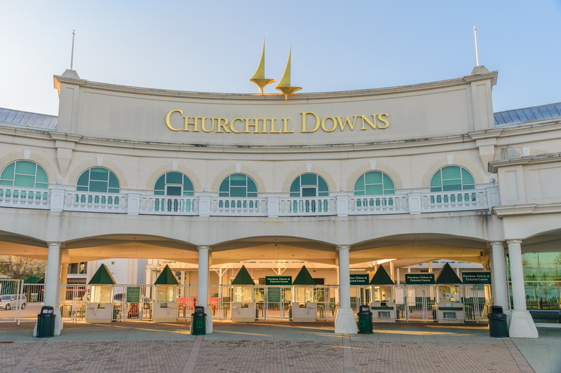 Churchill Downs Kentucky Derby